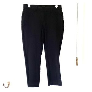 Rafarella black capri pants